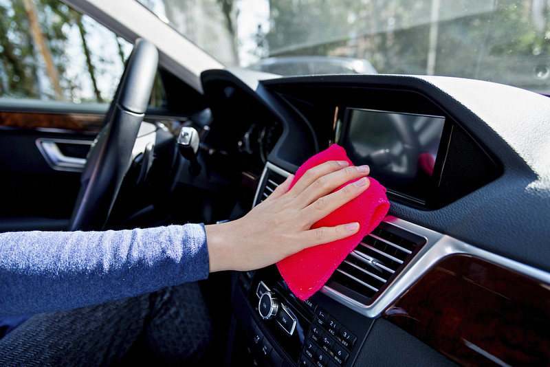 spring cleaning your car - Robbins Toyota - Nash, TX