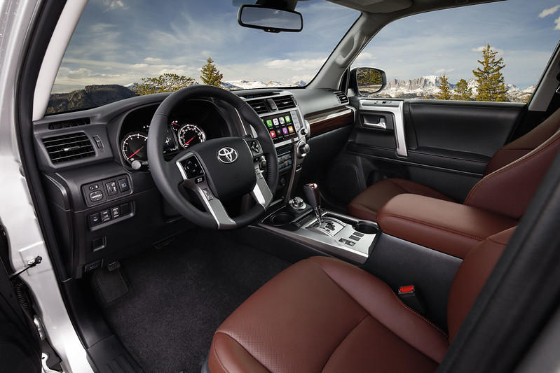 2020 Toyota 4Runner features - Robbins Toyota - Nash, TX