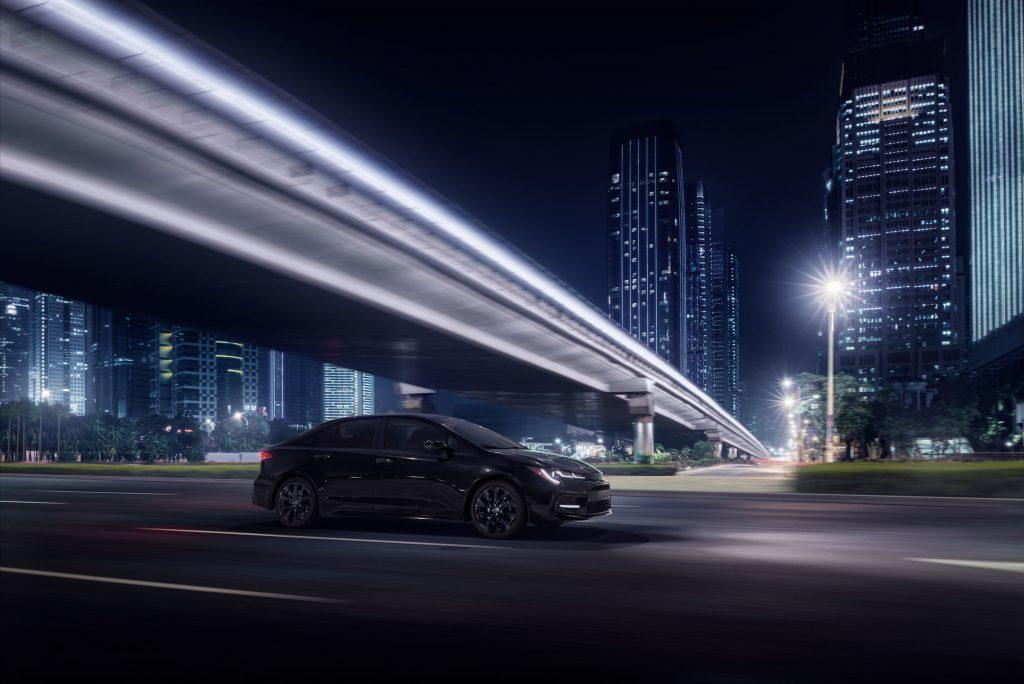 2020 Toyota Corolla Nightshade Edition - Robbins Toyota - Nash, TX