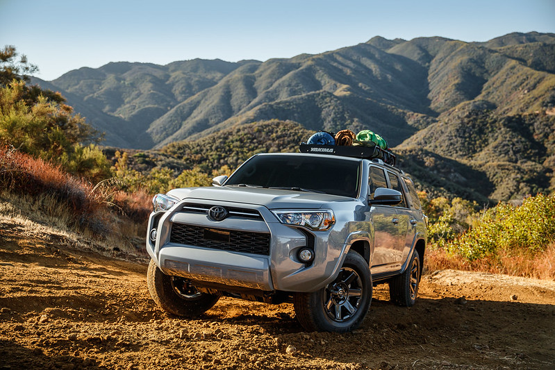 New 2021 Toyota 4Runner - Robbins Toyota - Nash, TX