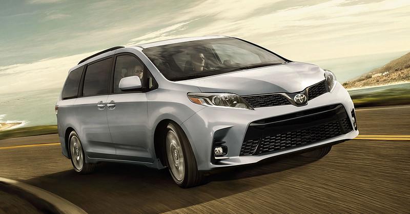 2021 Toyota Sienna - Robbins Toyota - Mt Pleasant, TX