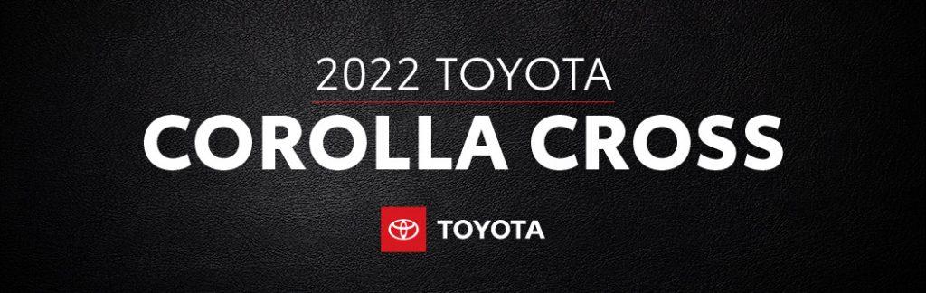 2022 Toyota Corolla Cross - Robbins Toyota - Nash, TX